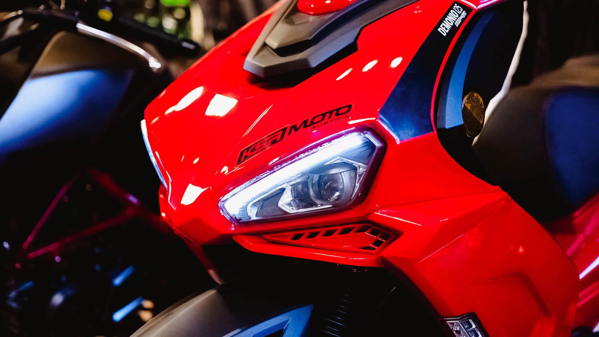 KSR moto importer