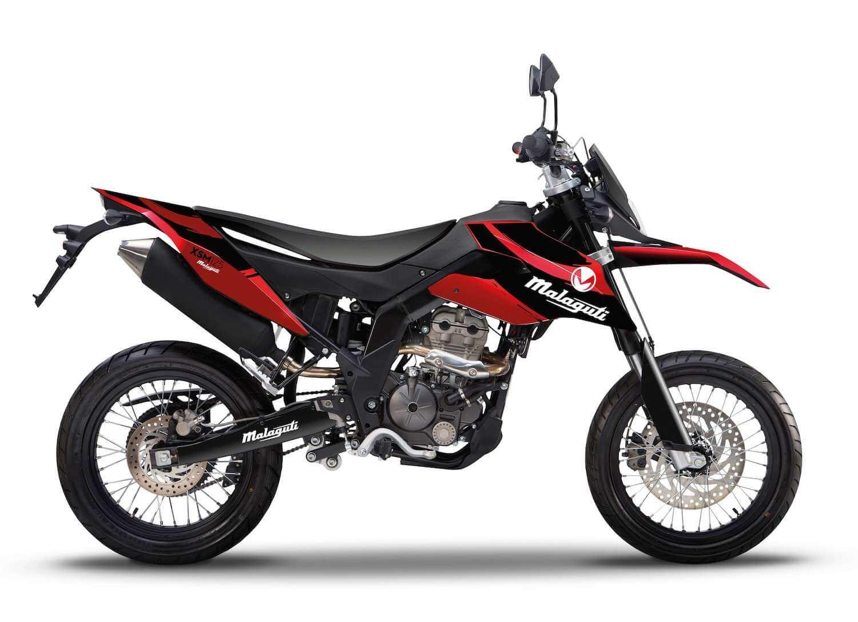 Malaguti XSM 125 4CV Moto
