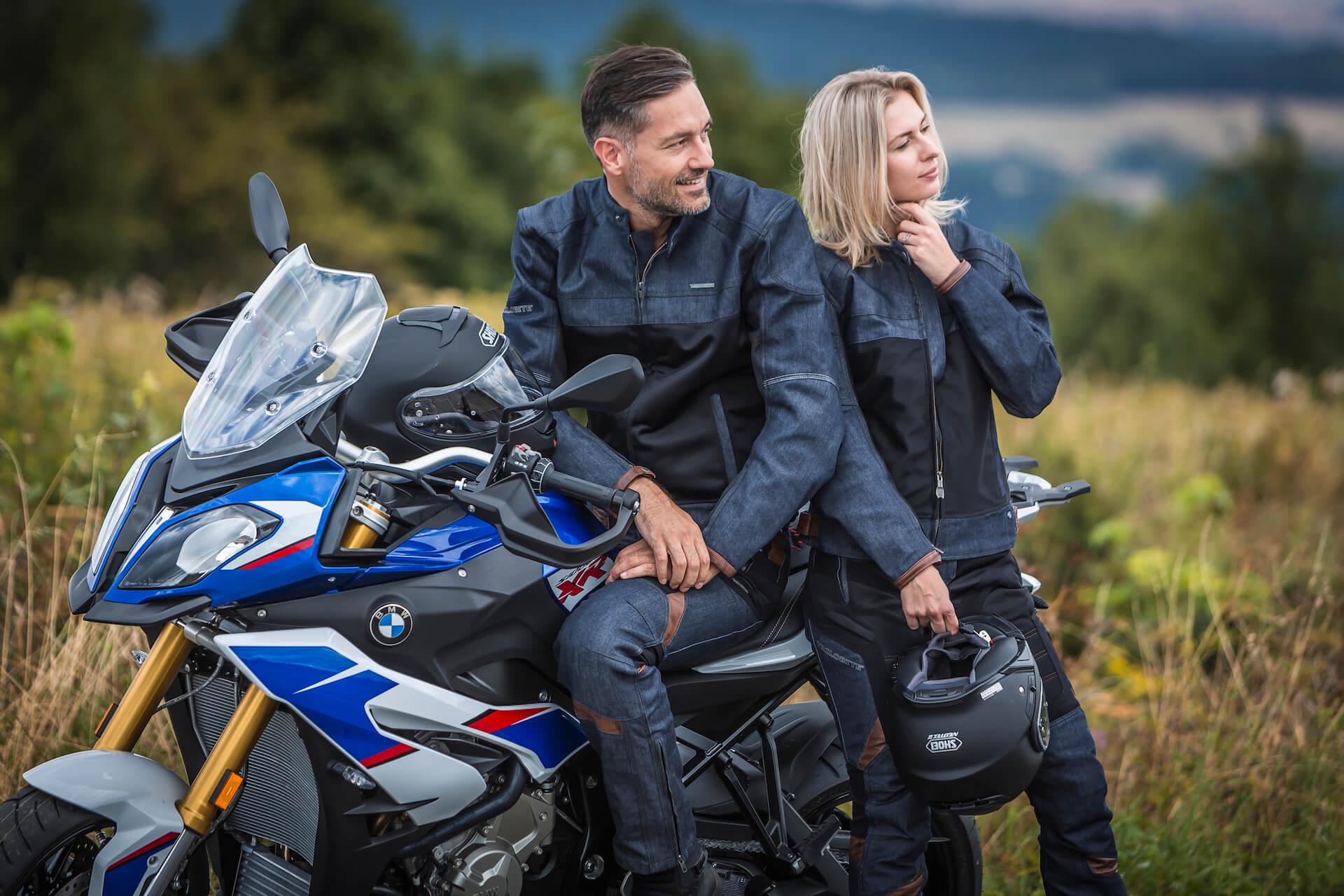 Motocyklowa odzież 4CV Moto