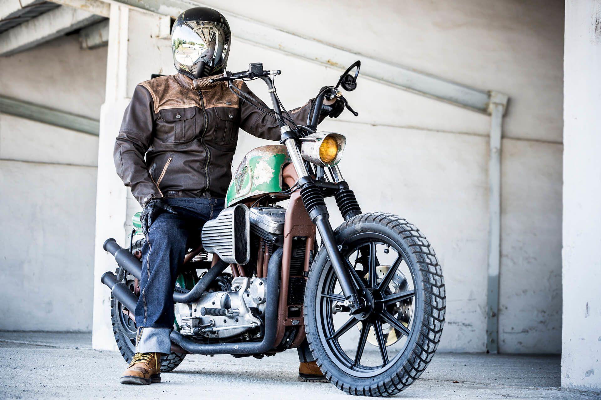 Motocyklowa odzież Trilobite