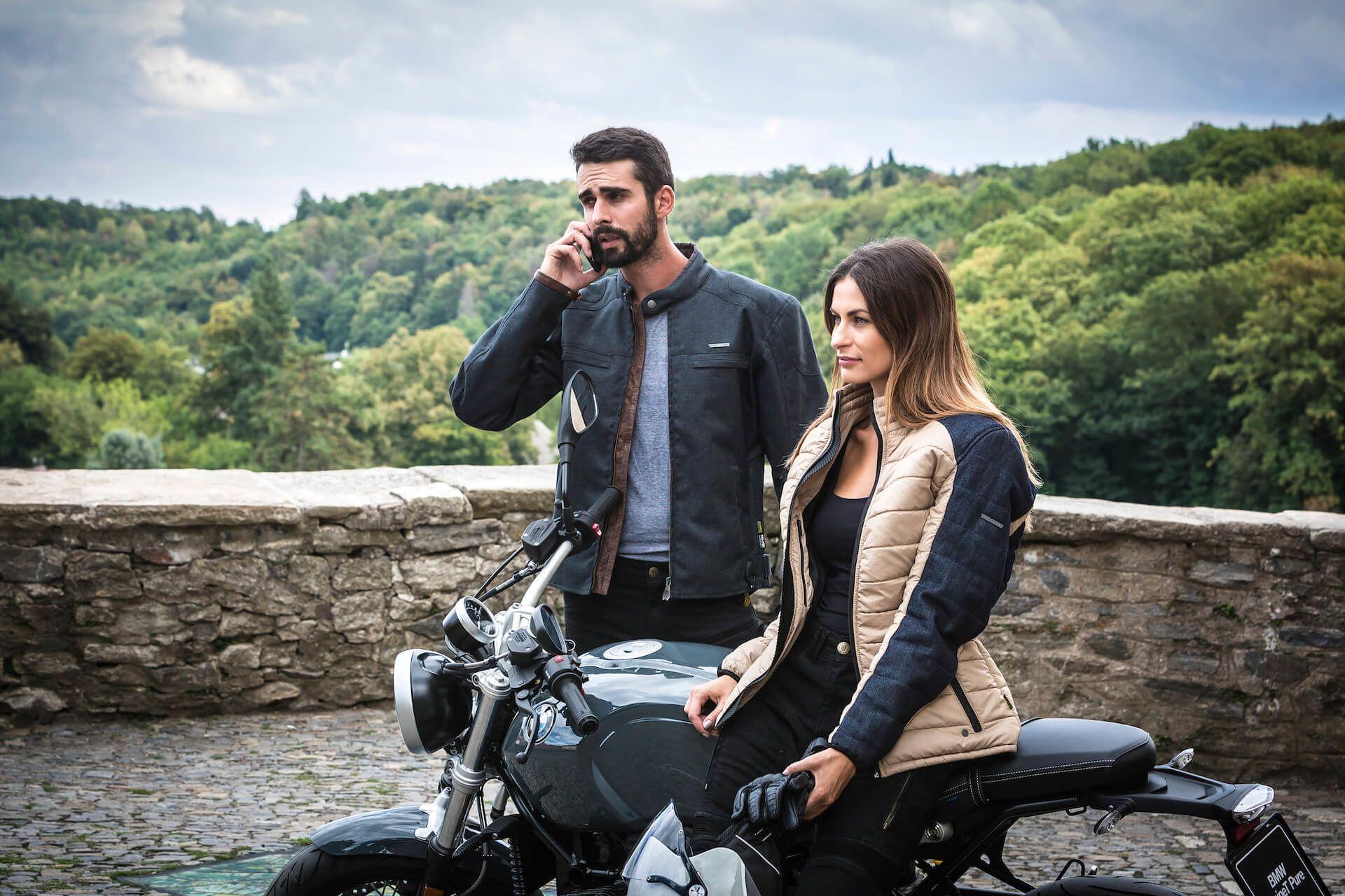 Odzież motocykl Trilobite