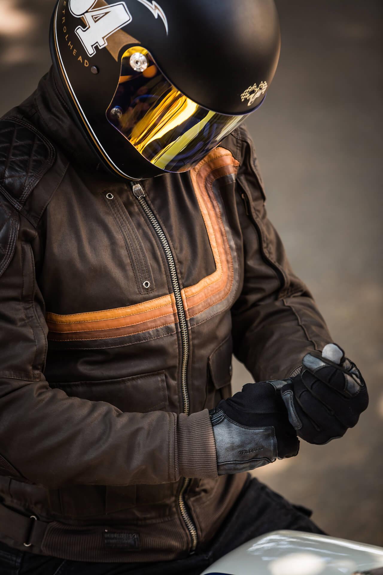 Trilobite motocyklowa odzież