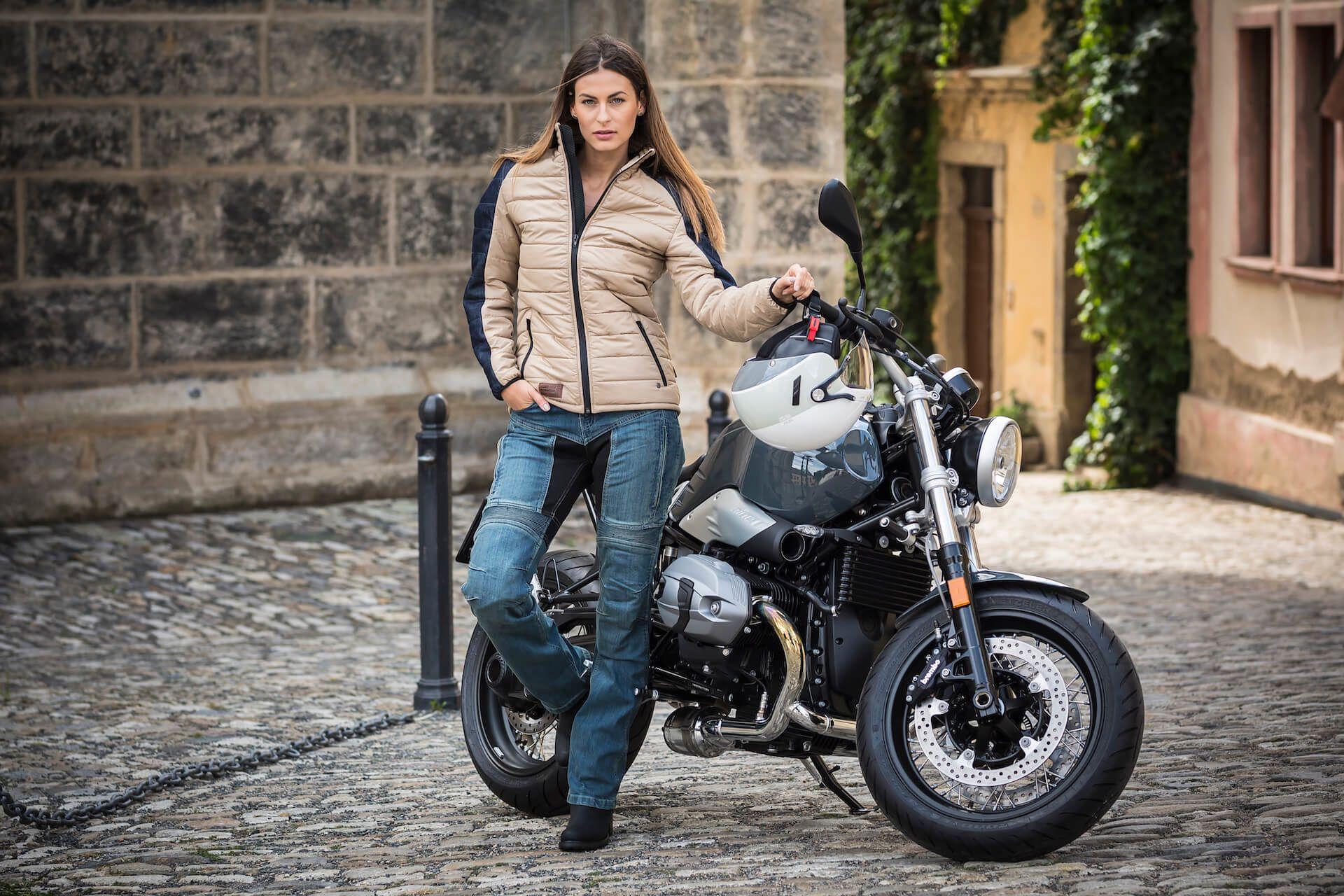 Trilobite odzież na motocykl damska