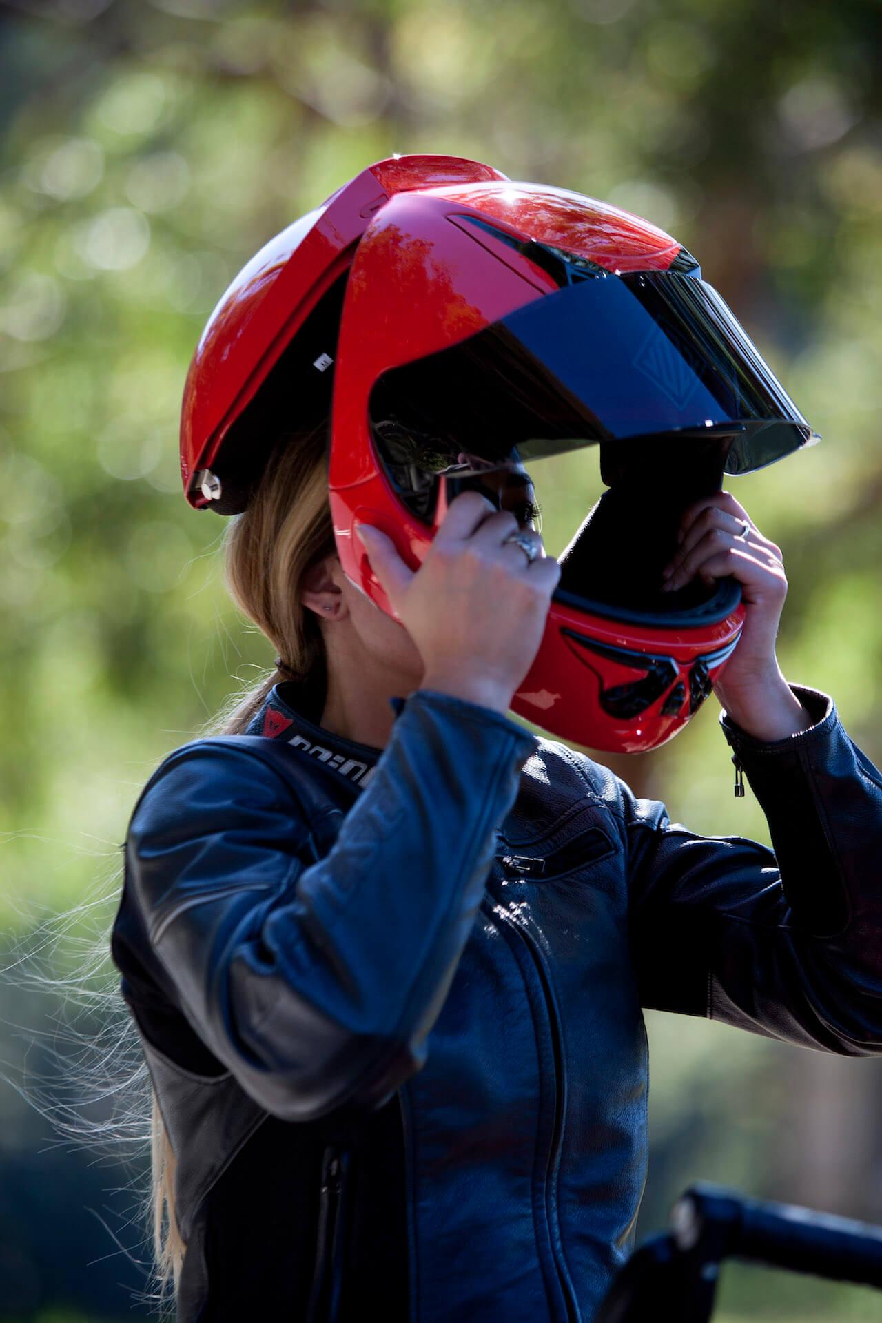 Vozz Helmets kask