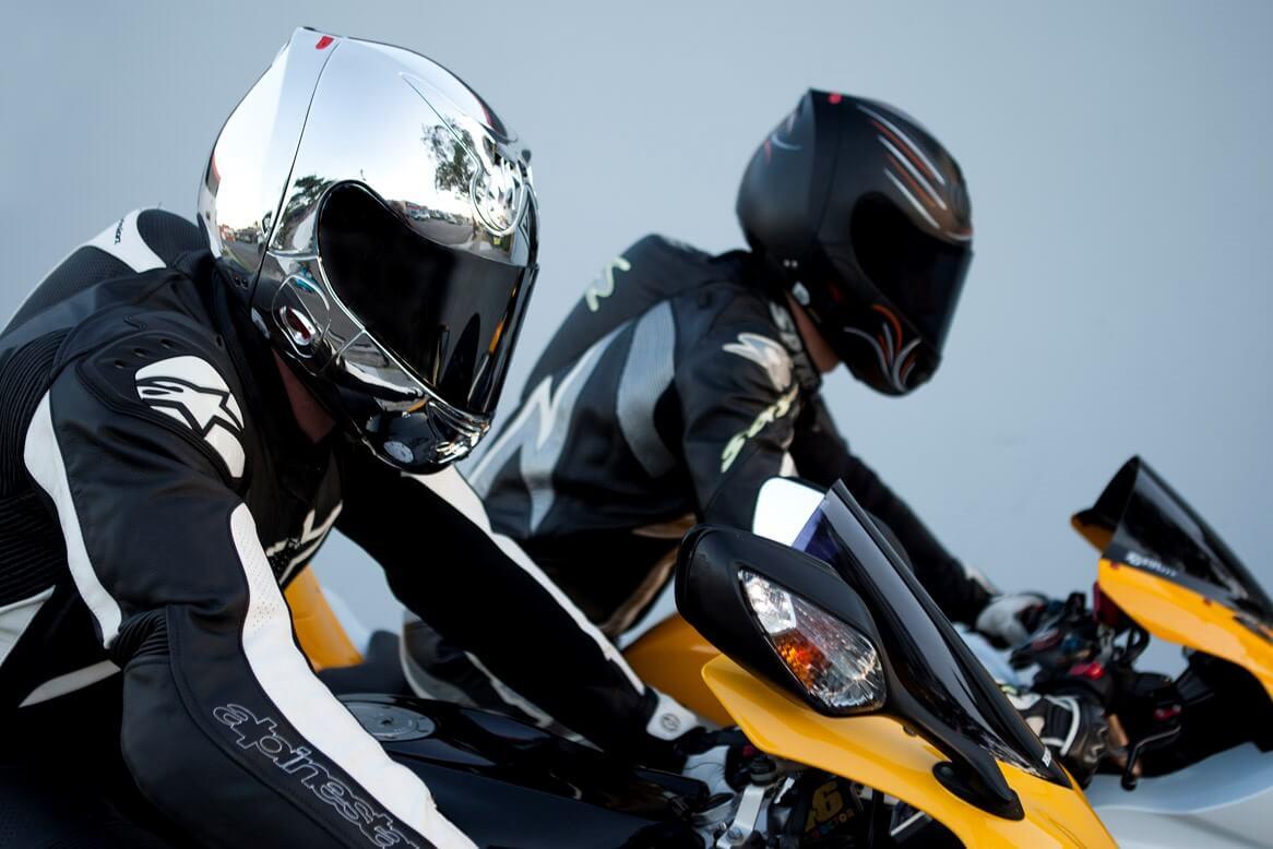 Vozz kaski motocyklowe