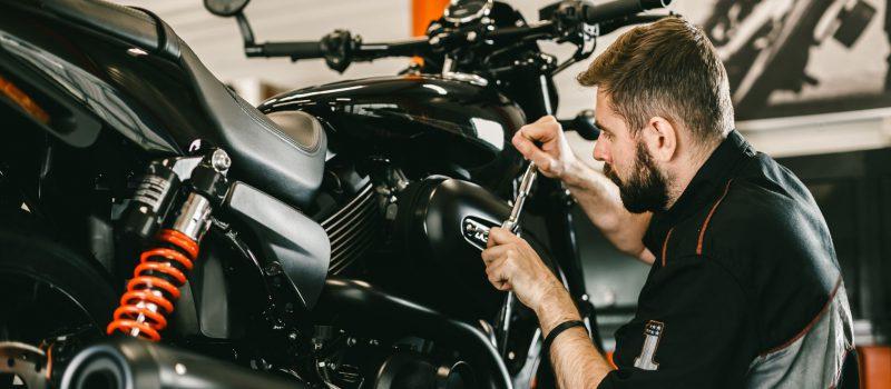 Serwis motocyklowy Rider Store